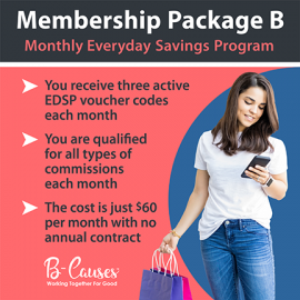 monthly Member package (EDSP)